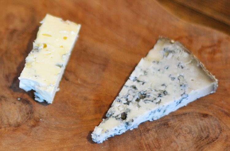 Blå oste