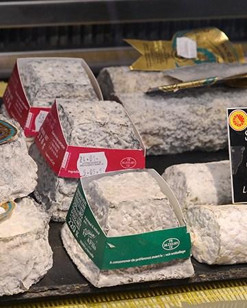 Gedeost på fransk marked