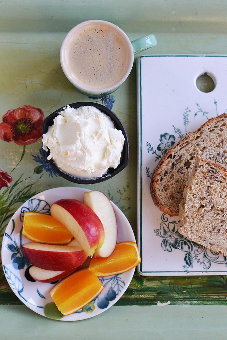 Hjemmelavet cream cheese