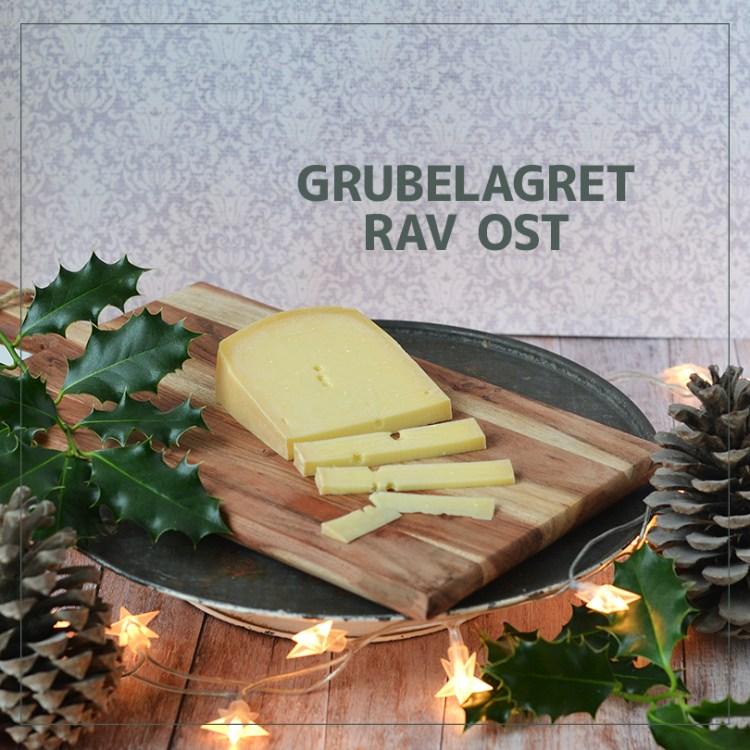 Grubelagret Rav Ost