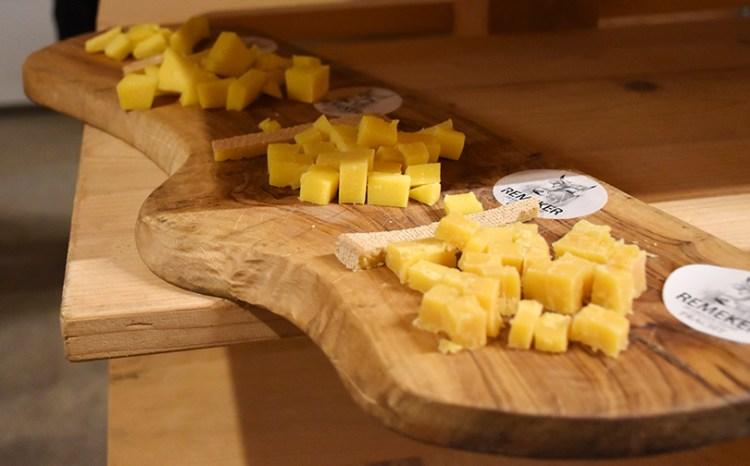 Remeker ost