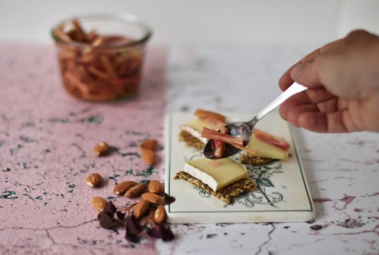 Rabarber til ost