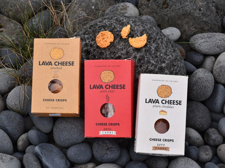 Lava Cheese-familien