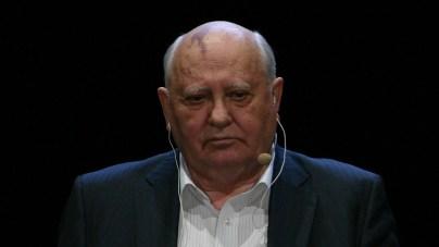 """Bildergebnis für Gorbatschows Aufruf für Frieden und Freiheit: 20 Feb 2020 """"Was jetzt auf dem Spiel steht"""""""