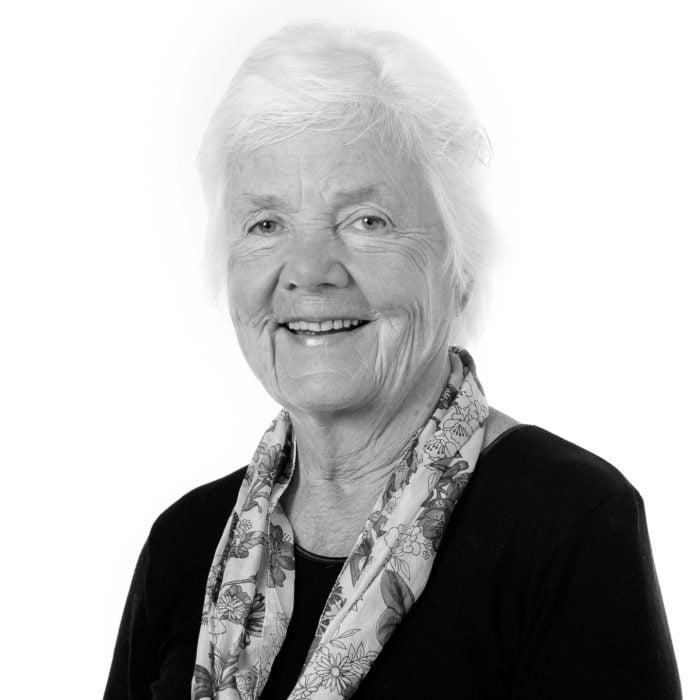 Statsråd Astrid Nøkleby Heiberg