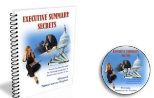 Executive Summary Secrets to Win More Government Contracts