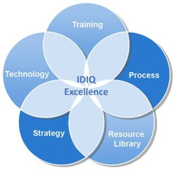 IDIQ Excellence Graphic