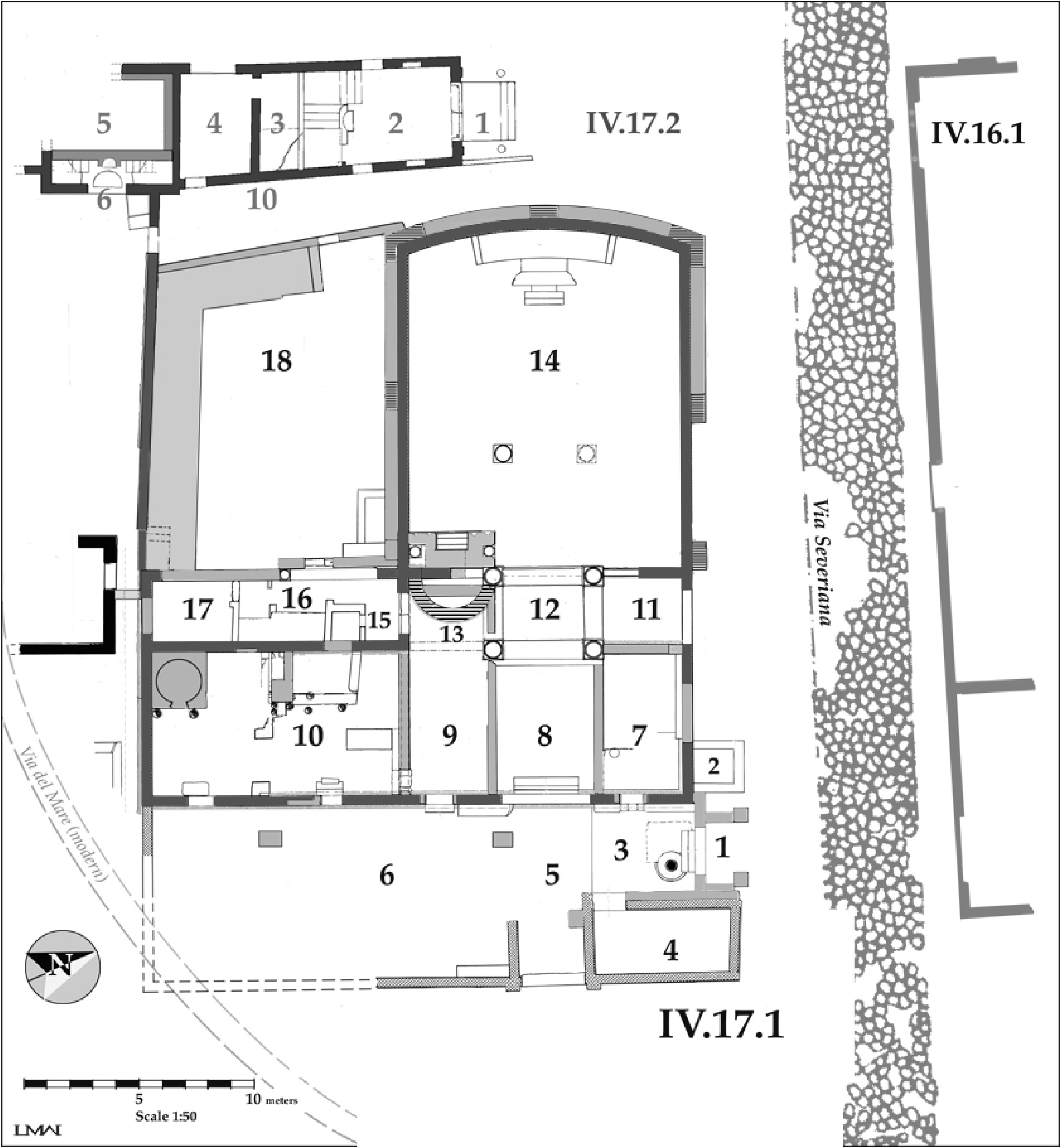 The Ostia Synagogue Area Excavations