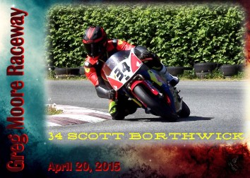 Race Card 34 Scott Borthwick-1
