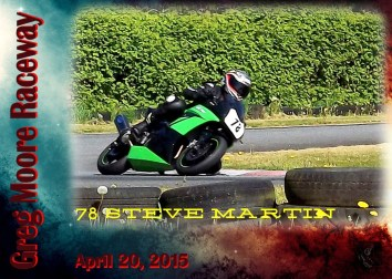 Race Card 78 Steve Martin-2