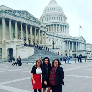 Sisterhood of the Traveling Advocates