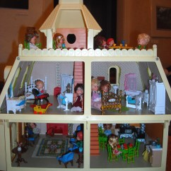"""Chair Plus Stool Covers Hire In Surrey Mattel's """"the Littles"""" 1980 Dollhouse """"a Wonderful World Of Dolls And Fun ..."""