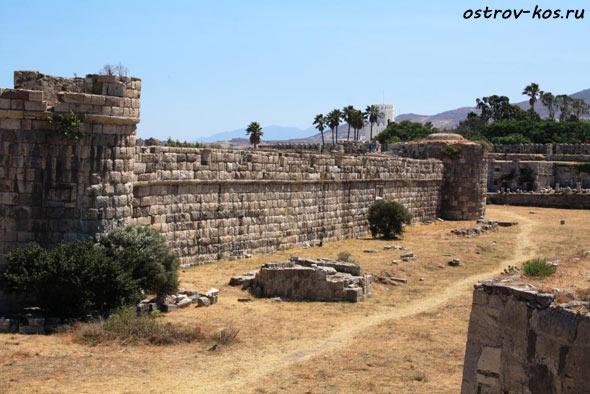 Крепость Кос