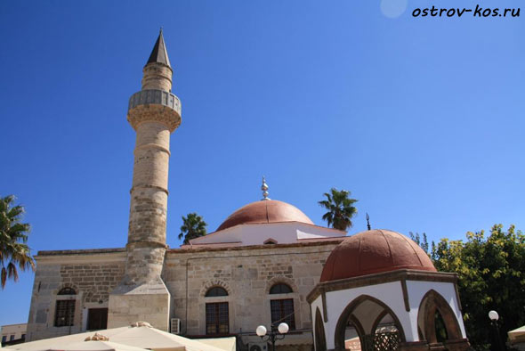 мечеть Гази Хасана фото