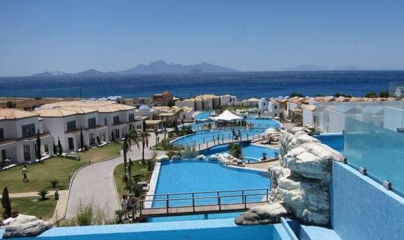 Mitsis-Blue-Domes-Exclusive-Resort фото
