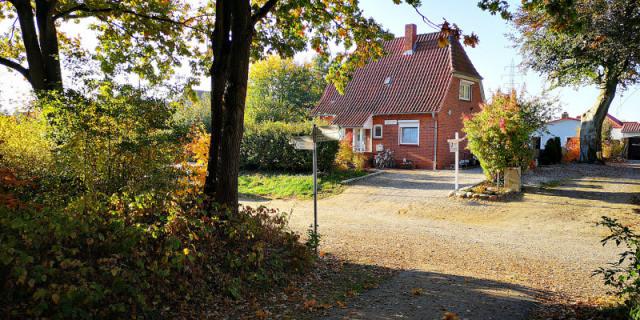 Ostsee Ferienhaus kiek ut 1