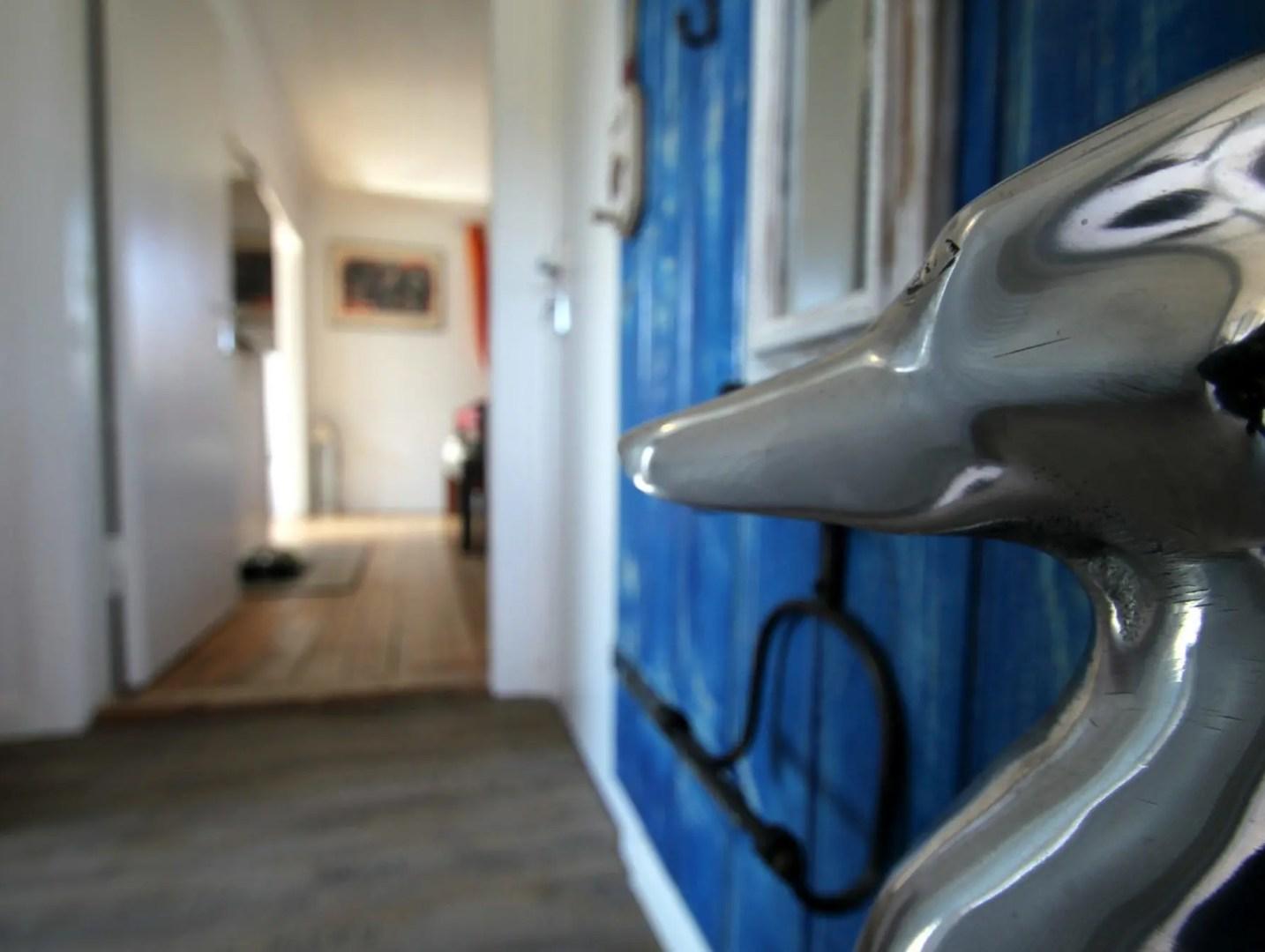 Ferienhaus kiek-ut 1 Flur