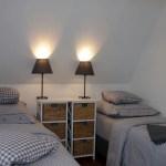 Ferienhaus kiek-ut 1 Schlafzimmer 2