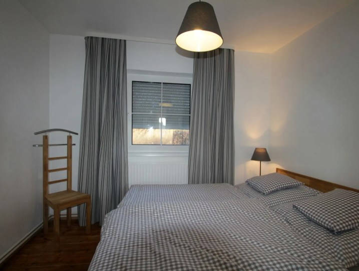 Ferienhaus kiek-ut 1 Schlafzimmer 3
