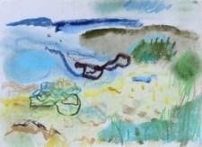 Bild 3 Bei den Salzwiesen 30x40 cm