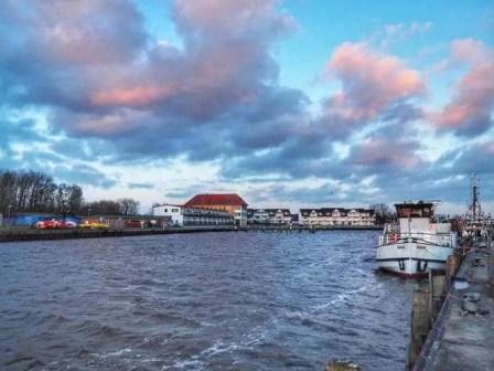 karlshagen-Hafen-Abend Urlaub in Karlshagen (Usedom) 🇩🇪 Urlaubsorte