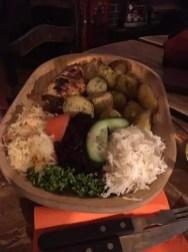 Essen-Kurna-Chata Restaurant in Swinemünde Kurna Chata 🇵🇱 Gastgeber