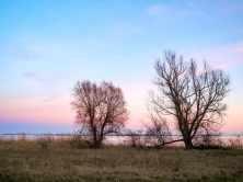 abenddaemmerung-gnitz Halbinsel Gnitz (Usedom) 🇩🇪 Urlaubsorte