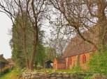 Halbinsel-Gnitz-Kirche-seitlich Halbinsel Gnitz (Usedom) 🇩🇪 Urlaubsorte