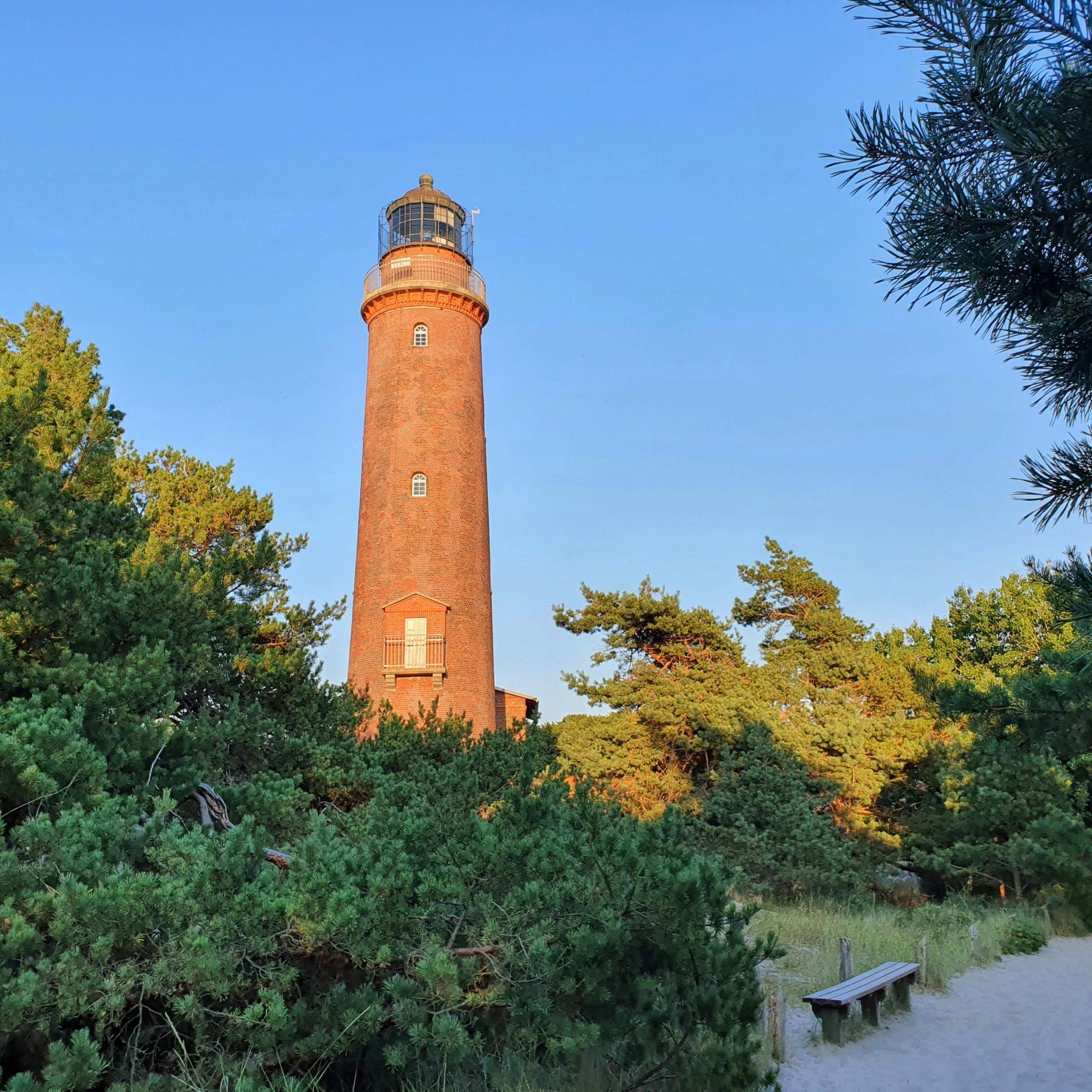 Darßer Ort: Leuchtturm