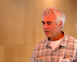 Steve Giovannoni, Distinguished Professor of Microbiology