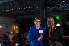 Christine Vernier, Distinguished Service Award