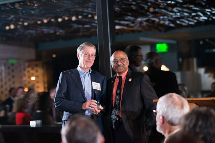 David Vernier, Distinguished Alumni Award