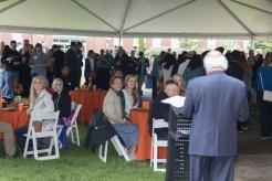 2017 College Graduation Reception