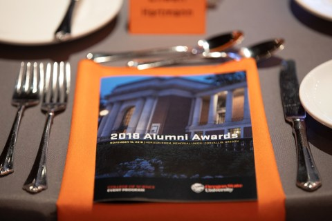 College of Science 2018 Alumni Awards