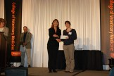 Charles and Karen Short Veterinary Pharmacology Scholarship - Sue Tornquist, Claire Lemons