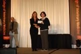 Dr. Robert B. Bailey Memorial Scholarship - Sue Tornquist, Miranda de la Vega