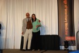 Dr. Joe and Jane Snyder Senior Award (vote of staff) - Dr. Joe Snyder Kelsey Scanlan