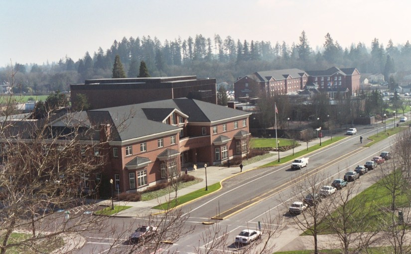 OSU Conference Complex arial 2