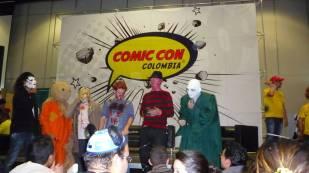 ComicCon Colombia 2013 - 041