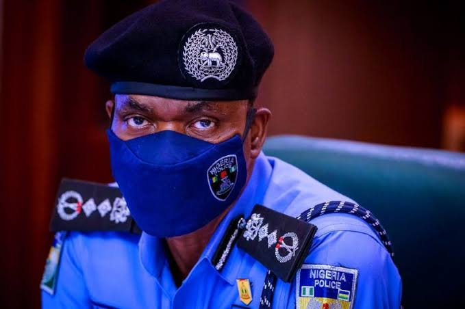 IGP visits destroyed police stations in osun