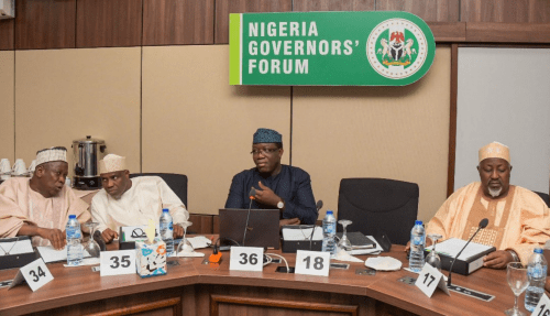 NGF meet to create new security order