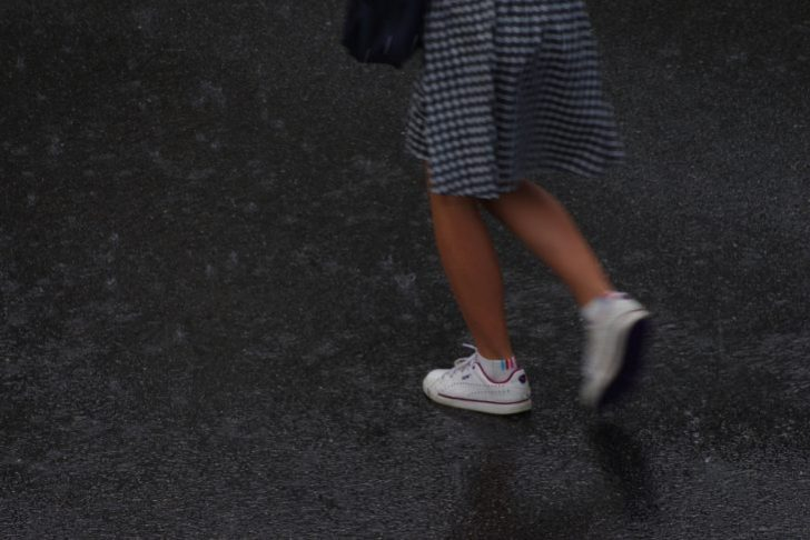 ゲリラ豪雨 原因 対策 子供3