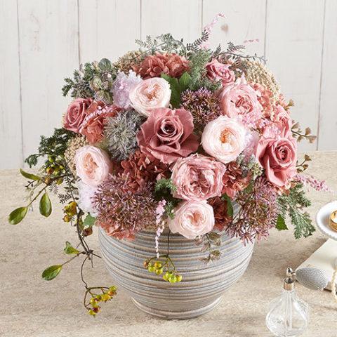 日比谷花壇のフラワーギフト