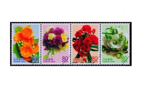 静岡県のふるさと切手