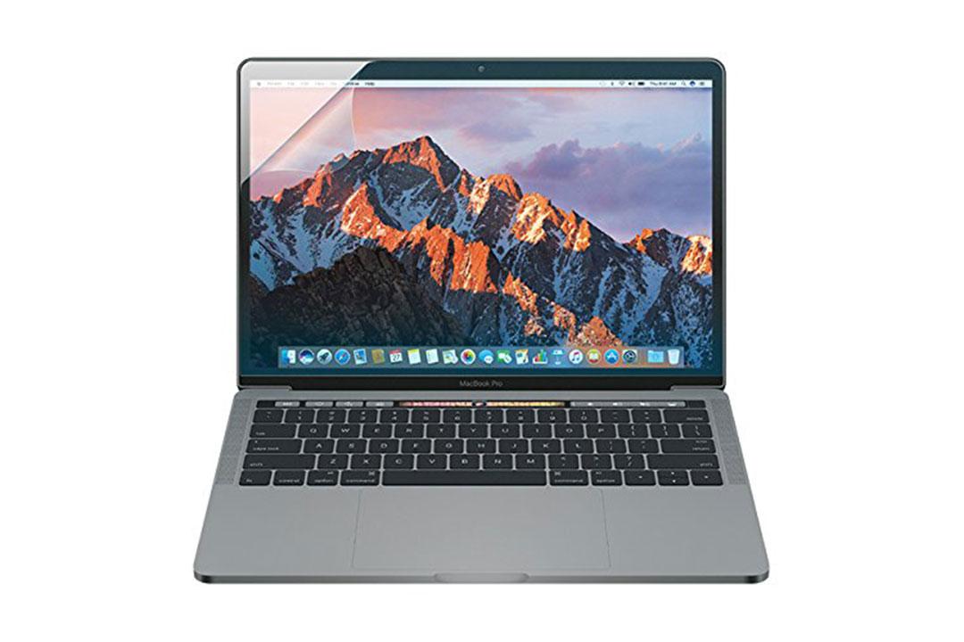 MacBook Pro用アンチグレアフィルムを購入。1ヶ月使用レビュー
