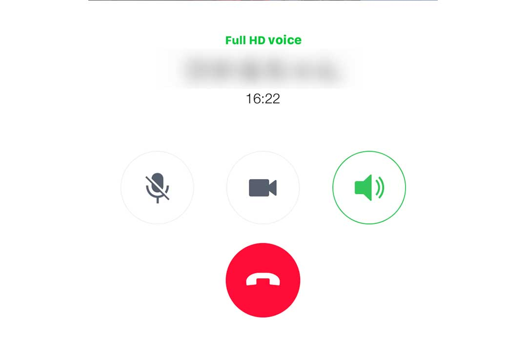 LINE新機能Full HD Voiceで高音質化!