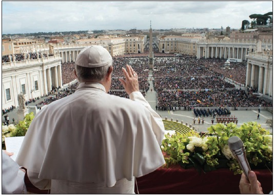 Pope Francis Easter message
