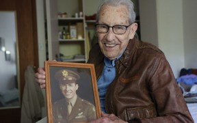DON STOLIEL WWII BOMBER THERESE