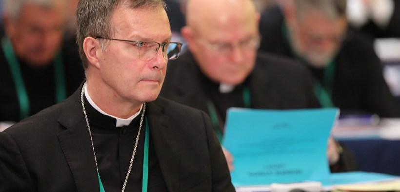 U.S. BISHOPS FALL MEETING BALTIMORE