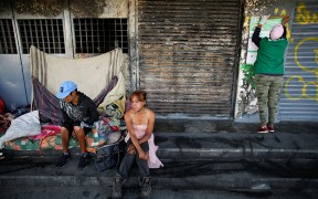 COVID-19 PANDEMIC HOMELESS MEXICO